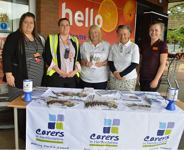 Sainsburys support Carers Week 2018 web