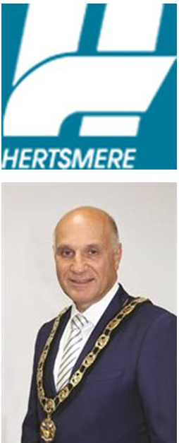 Hertsmere Mayor web