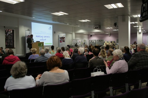 Annual Carers Event 2014 1