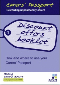 Discount Offers Booklet