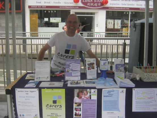 Volunteer Ambassador James