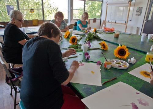 Art course in Ware