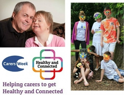We're working to keep carers healthy and connected this Carers Week and beyond