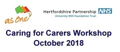 Health Trust invites carers to new workshop to give them skills to better look after themselves