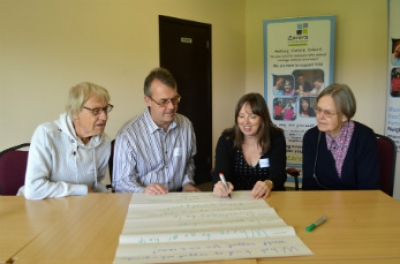 Carers in Buntingford looking forward to new support group