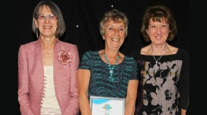 Award praise for carers Bereavement Group volunteers