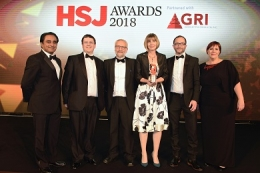HSJ Award 2018: System Led Support for Carers