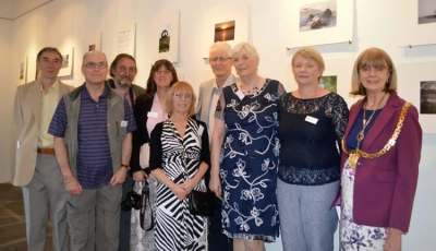 Members of the Carers Camera Club, have their photography skills exhibited.