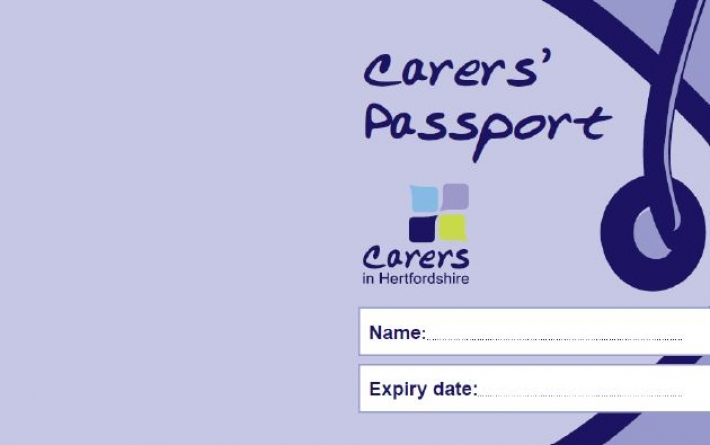 Carers' Passport coming to Welwyn Hatfield