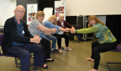 Carers are looking forward to our new support group in Borehamwood