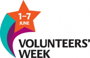 It's Volunteers' Week - thank you to all our wonderful volunteers