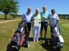 Golfers swing into action to support unpaid carers